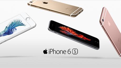iPhone 6s Promoción Siempre nuevo