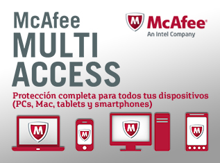 McAfee Multi Access