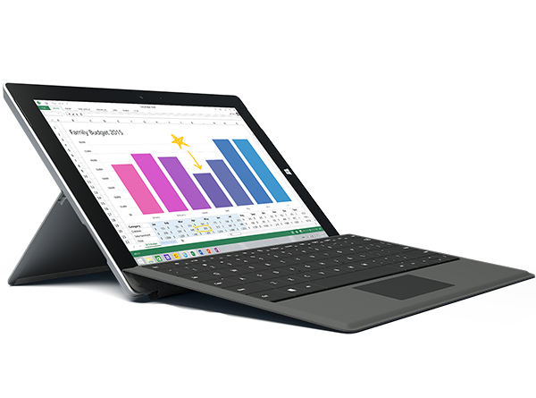 Surface 3 4G/LTE