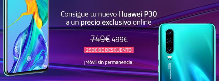 7f721e49299 ▷ Huawei P30: Nuevo móvil al mejor precio - Movistar