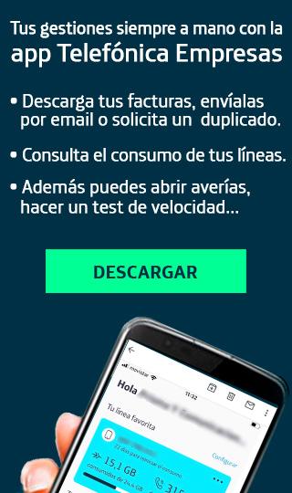 app Telefónica Empresas