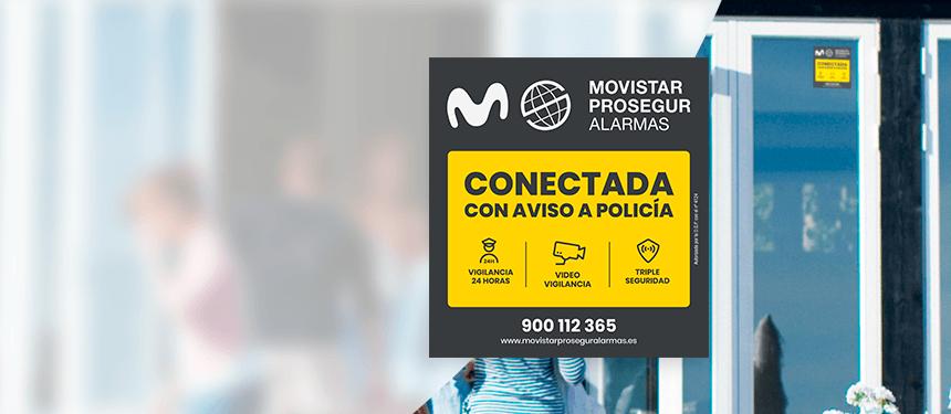 Alarmas para chalet para tu seguridad - Movistar