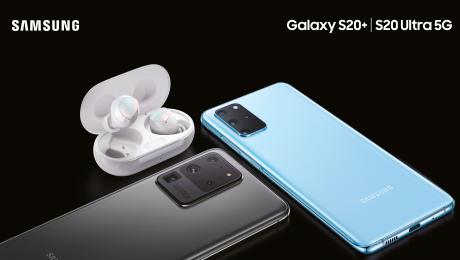 Precompra Galaxy S20 Ultra 5G y consigue unos Galaxy Buds+ de regalo