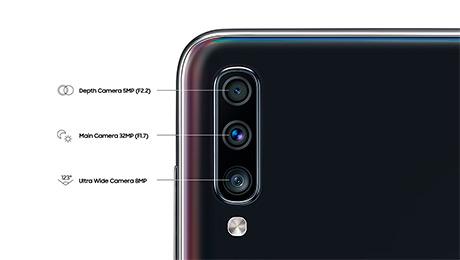 c805d6e69cf ▷ Samsung Galaxy A70: Nuevo móvil al mejor precio - Movistar