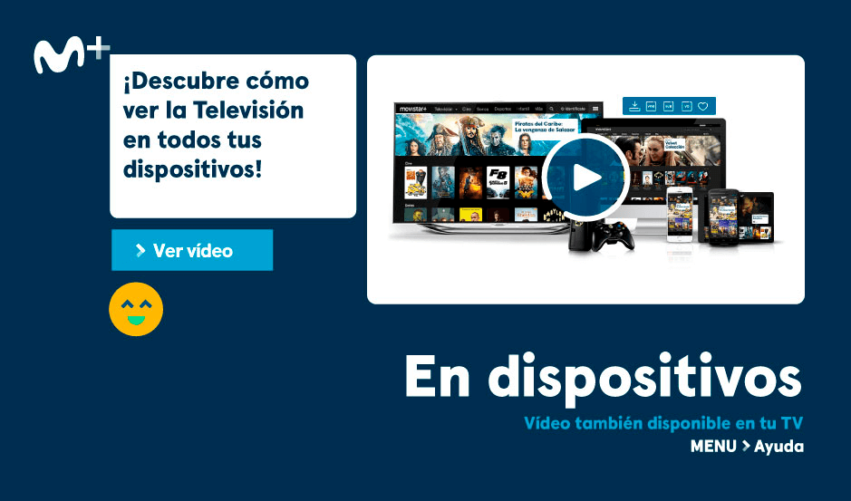 Movistar En Tus Dispositivos Antes Yomvi Guía Tv Movistar