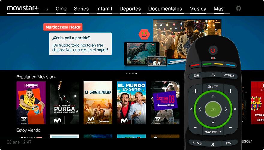 Contenidos Bajo Demanda (VOD)  Los mejores contenido - Guía